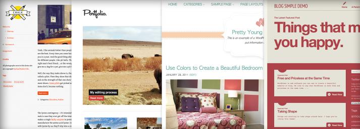 Premium Themes for WordPress.com